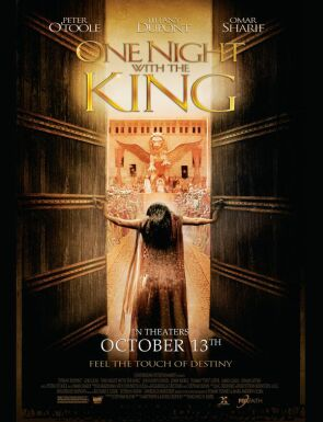 One Night with the King Film